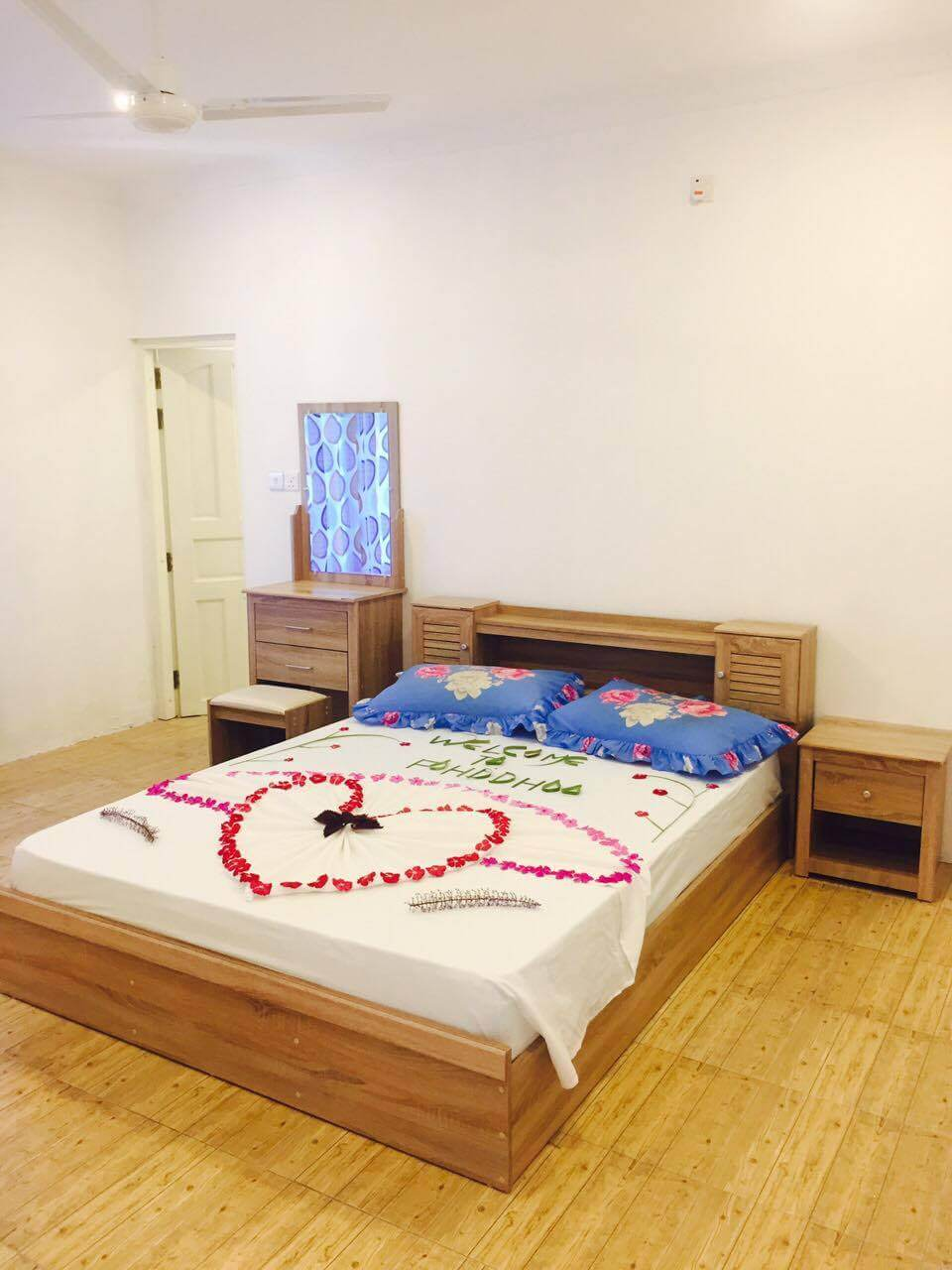 Fodhdhoo Guest House Bedroom 10 Beach Heaven Maldive