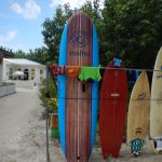 Surf Boards Huraa Guest House