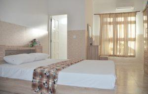 Huraa Beach Heaven Hotel bedroom